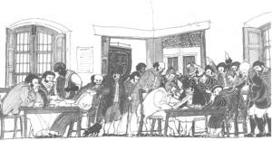 El Café en Buenos Aires