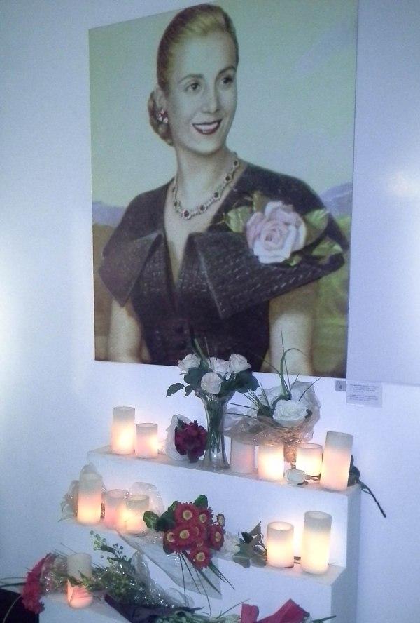 Altar Evita