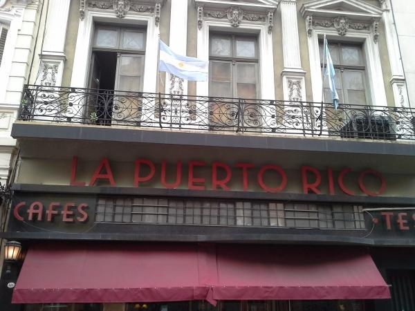 La Puerto Rico