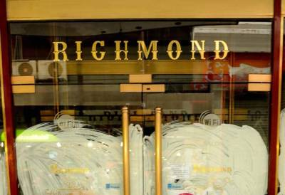 cierre richmond