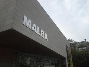 El café del MALBA