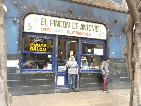 El Rincón de Antonio