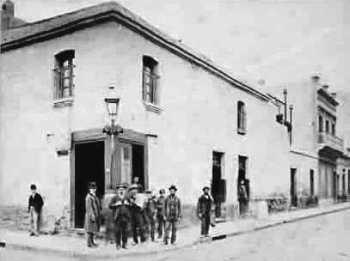 Café Nacional - Corrientes y Cerrito