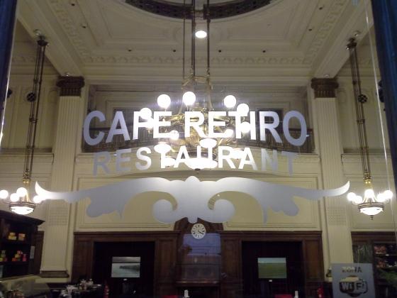 Café Retiro