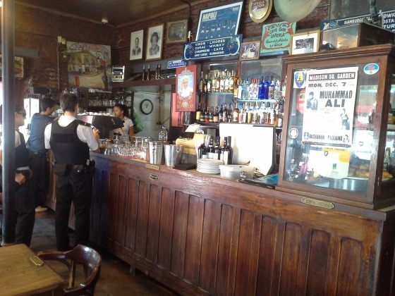 La Perla, La Boca - Ph: Café contado