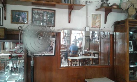 El progreso, Barracas - Ph: Café contado
