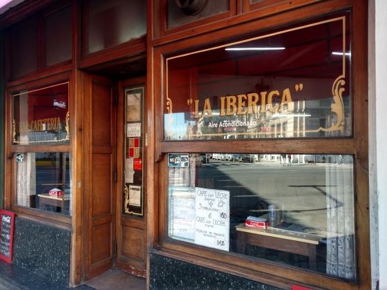 La Ibérica, Constitución - Ph: Café contado